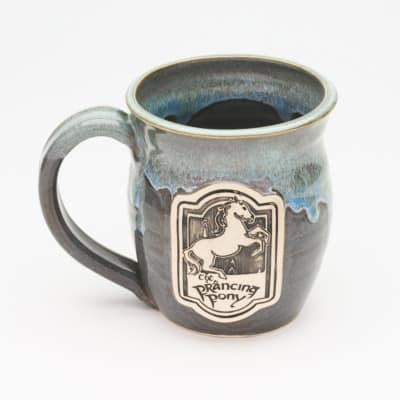 lord of the rings inspired mug from the pub