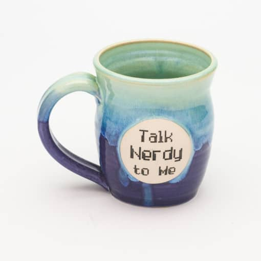 Talk Nerdy to Me sweet pea 20 oz