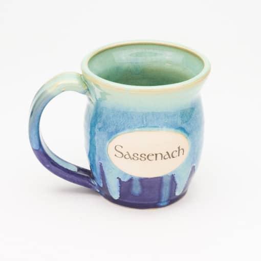outlander sassenach sweet pea 20 oz mug