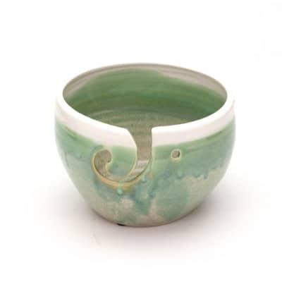 Yarn bowls sea foam