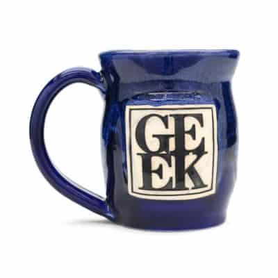 nerdy - GEEK - Mana Blue - 20 oz. mug