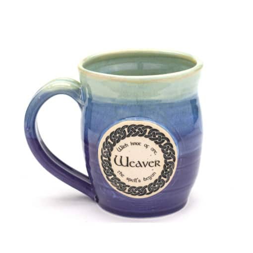 Discovery of Witches - Weaver - Sweet Pea - 20 oz. mug