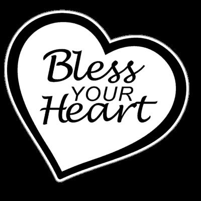 Logo Medallion - Kentucky - Bless Your Heart
