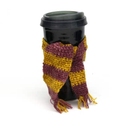 gryphondor travel mug kit